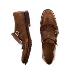 church's promotions chaussures à boucles shanghai 10SHANGHAI 10 - CUIR VINTAGE - WAL