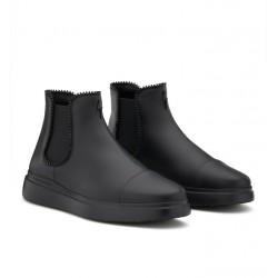 giuseppe zanotti boots et bottillons gz h boots dustinGZ H BOOTS DUSTIN - CUIR - NOIR