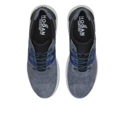 hogan nouveautés sneakers Sneakers Active OneHYPERACTIVE - NUBUCK - GRIS ET L