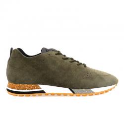 hogan sneakers Sneakers H383HH BASKET H383 - NUBUCK PERFORÉ