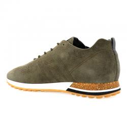 hogan nouveautés sneakers Sneakers H383HH BASKET H383 - NUBUCK PERFORÉ