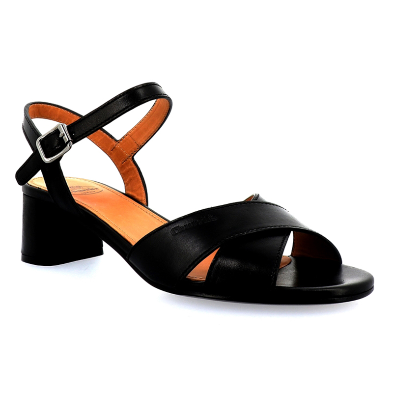church's sandales Sandales DollyDOLLY - CUIR - NOIR