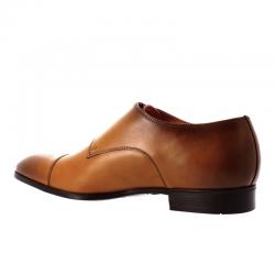 santoni nouveautés chaussures à boucles siboucleSIBOUCLE - CUIR ROYAL CALF - GOL