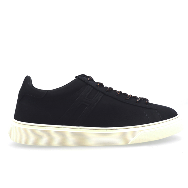 hogan sneakers Sneakers H365HH H365 - NUBUCK - MARINE, SEMEL