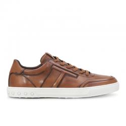 tod's nouveautés sneakers SneakersSPORT T 2 - CUIR PATINÉ - GOLD