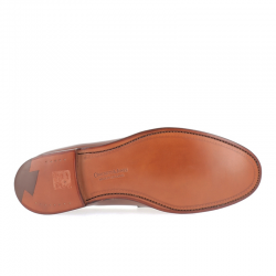 crockett & jones mocassins et slippers Mocassins GranthamC&J GRANTHAM - CUIR - TAN