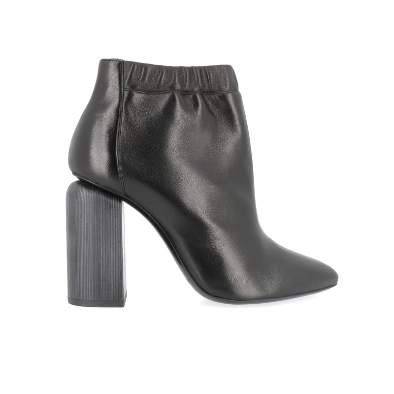pierre hardy promotions bottines phf boots flex t10PHF BOOTS FLEX T10 - CUIR - NOIR