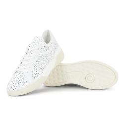 tod's nouveautés sneakers SneakersTIMA CASSETA - CUIR PERFORÉ - BL