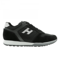 hogan sneakers Sneakers H321HH BASKETS H321 - NUBUCK ET TOIL