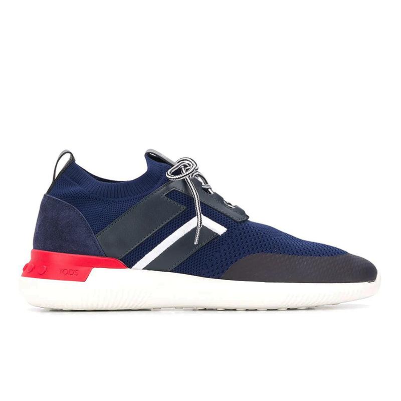 tod's nouveautés sneakers SneakersRUN NEW RUN GILI 2 - NUBUCK ET T