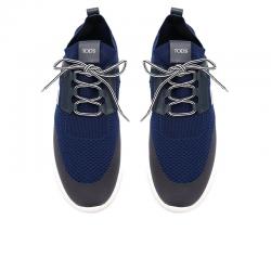 tod's sneakers SneakersRUN NEW RUN GILI 2 - NUBUCK ET T