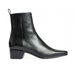 pierre hardy bottines Boots RodeoPHF BOOTS RODEO T45 - CUIR - NOI