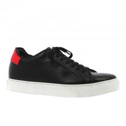 paul smith nouveautés sneakers Sneakers BassoPS SNEAKER BASSO - CUIR - NOIR E