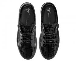 giuseppe zanotti nouveautés sneakers Sneakers FrankieGZ H FRANKIE - VELOURS IMPRIMÉ