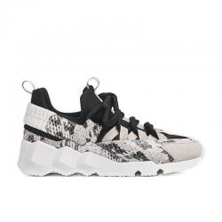pierre hardy nouveautés sneakers Sneakers Trek CometPHF COMET F - CUIR, CUIR IMPRIMÉ