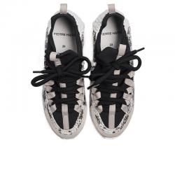 pierre hardy nouveautés sneakers Sneakers CometPHF COMET F - CUIR, CUIR IMPRIMÉ
