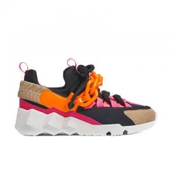 pierre hardy nouveautés sneakers Sneakers Trek CometPHF COMET F - NÉOPRÈNE, NUBUCK E