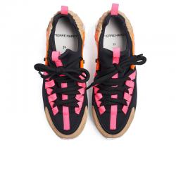 pierre hardy nouveautés sneakers Sneakers CometPHF COMET F - NÉOPRÈNE, NUBUCK E