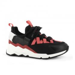 pierre hardy nouveautés sneakers Sneakers CometPHF COMET F - CUIR ET NÉOPRÈNE -