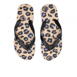 Chiara Ferragni nouveautés sandales Flip FlopCF FLIP FLOP 2 - PVC - LÉOPARD B