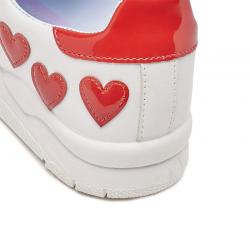 chiara ferragni nouveautés sneakers cf sneaker loveCF SNEAKER LOVE - CUIR ET GLITTE
