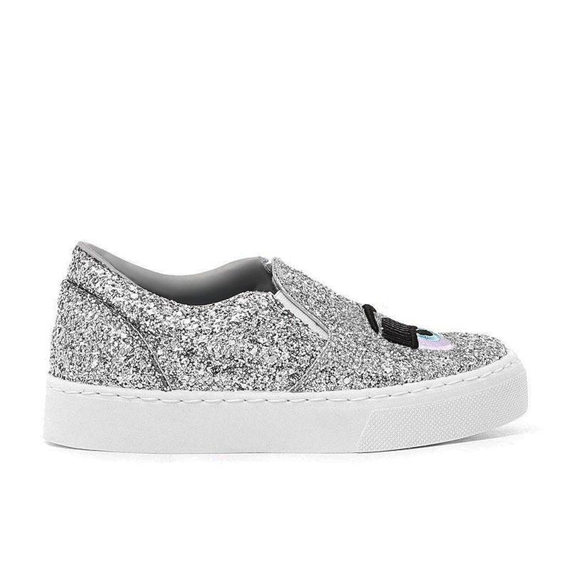 chiara ferragni sneakers SlippersCF SLIPPER EYE - GLITTERS ET BRO