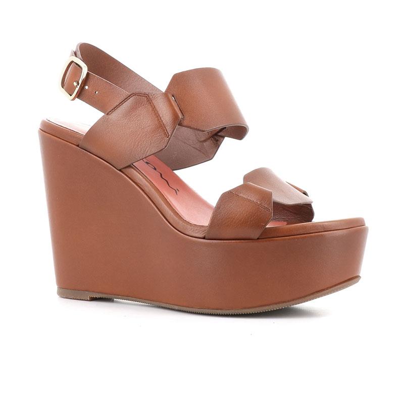 santoni sandales Sandales UmaSANTONI F UMA T7 - CUIR SOUPLE -