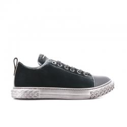 giuseppe zanotti nouveautés sneakers Sneakers BlabberGZ H BLABBER - CUIR ET VELOURS -