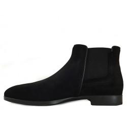tod's promotions boots et bottillons batis bootsBATIS BOOTS - NUBUCK - NOIR