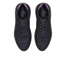 hogan nouveautés sneakers Sneakers Interactive 3HH INTERACTIVE3 (1) - NUBUCK ET