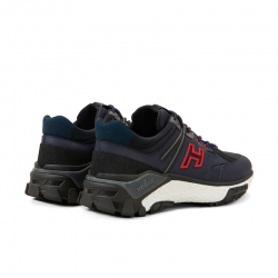 hogan nouveautés sneakers Sneakers Urban TreckHH URBAN TREK 2 - CUIR, TOILE ET