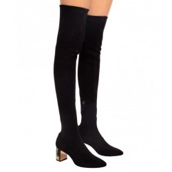 Sophia Webster promotions bottes et cuissardes web botte toniWEB BOTTE TONI - NUBUCK - NOIR E
