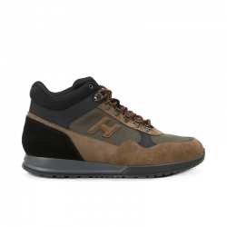 Hogan nouveautés sneakers Sneakers H321 TreckTIMING MOUNTAIN - NUBUCK ET TOIL