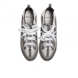 pierre hardy nouveautés sneakers Sneakers Trek CometPHH LX01 COMET - NUBUCK, TOILE,