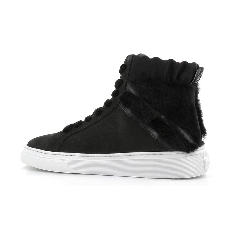hogan nouveautés sneakers hogloria f hautHOGLORIA F HAUT - NUBUCK ET FOUR