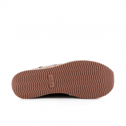 hogan nouveautés sneakers Sneakers H222ELIUM - CUIR ET NUBUCK - ROSE, B