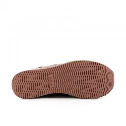 hogan sneakers Sneakers H222ELIUM - CUIR ET NUBUCK - ROSE, B