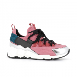 pierre hardy nouveautés sneakers Sneakers Trek CometPHF COMET F - CUIR ET NÉOPRÈNE I