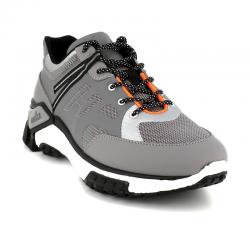 hogan nouveautés sneakers Sneakers Urban TreckHH URBAN TREK - CUIR ET TOILE -
