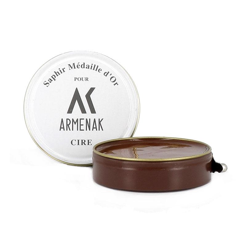 Armenak cirages & crèmes CirageCIRE D'ABEILLES - GOLD