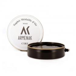 Armenak cirages & crèmes CirageCIRE D'ABEILLES - MARRON