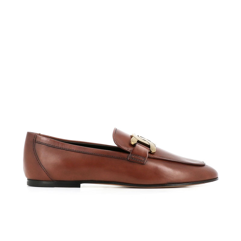 tod's mocassins & slippers Mocassins CatenaCATENA LOAFER 2 - CUIR SOUPLE -