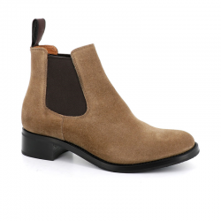 church's nouveautés bottines Bottines Monmouth 40MONMOUTH 40 - SUEDE - SIGAR