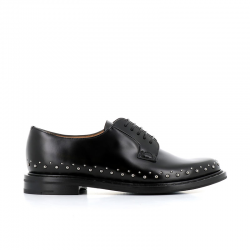 church's derbies & richelieux Derbies Shannon metSHANNON 2 MET - CUIR CLOUTÉ - NO