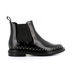 church's bottines Bottines Nirah IINIRAH 2 MET - CUIR CLOUTÉ ET DÉT
