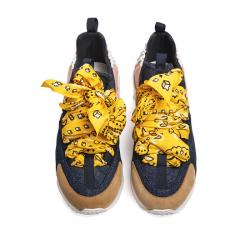 pierre hardy nouveautés sneakers Sneakers CometPHF COMET F - NUBUCK, JEAN ET CU