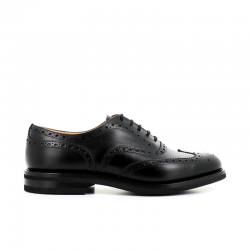 church's derbies et richelieux Richelieux BurwoodBURWOOD SLLE DAINITE - CUIR (CAL