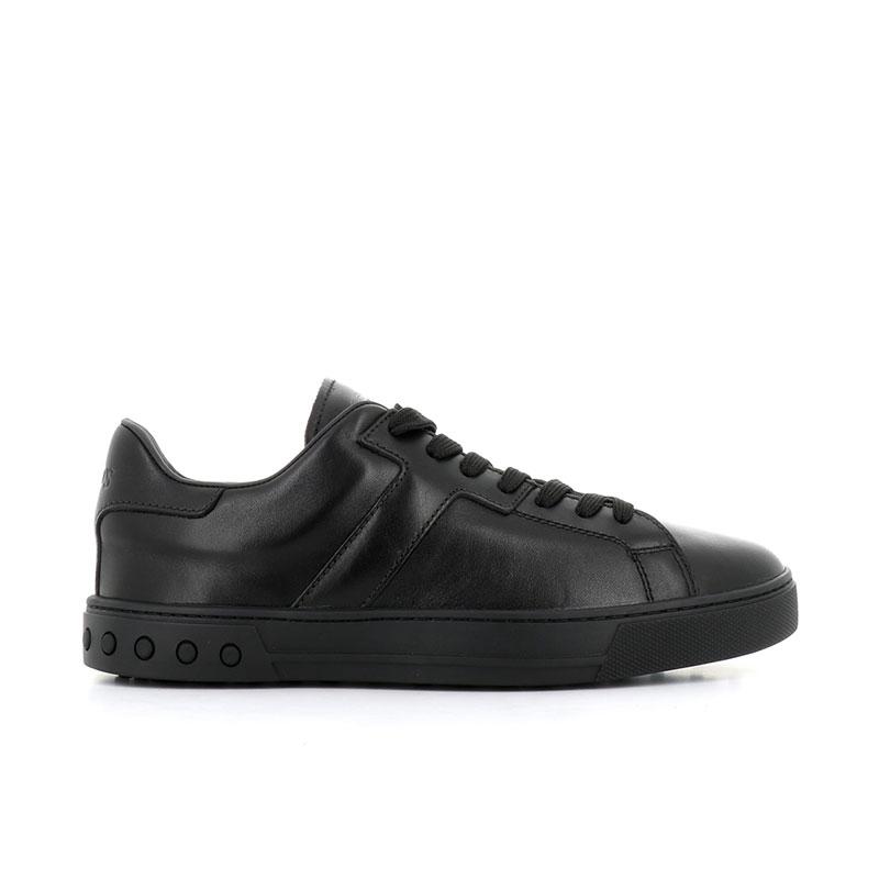tod's sneakers SneakersSPORT 2 - CUIR - NOIR