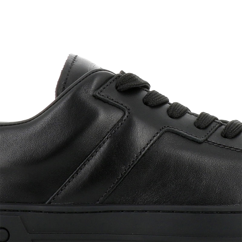 tod's nouveautés sneakers SneakersSPORT 2 - CUIR - NOIR