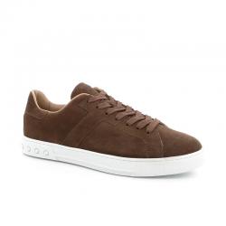 tod's nouveautés sneakers SneakersSPORT 2 - NUBUCK - MARRON CLAIR